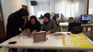 کارگاه آموزشی بوم نام، اختصاصی استارت آپ های راه یافته به چهارمین دوره ی کشف شتابدهنده فردوسی، بخش بازی تیمی