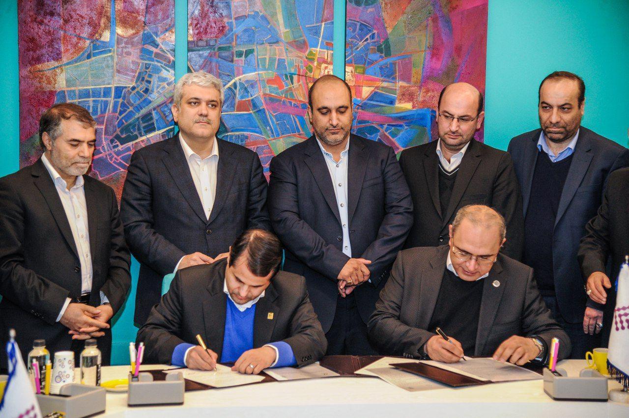 امضا تفاهمنامه راه اندازی اولین کارخانه نوآوری شرق کشور در مشهد