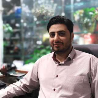 سید حمید هاشمیان هم بنیان گذار استارتاپ ویزیت مشهد