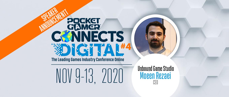 کنفرانس بینالمللی «POCKET GAMER CONNECTS»
