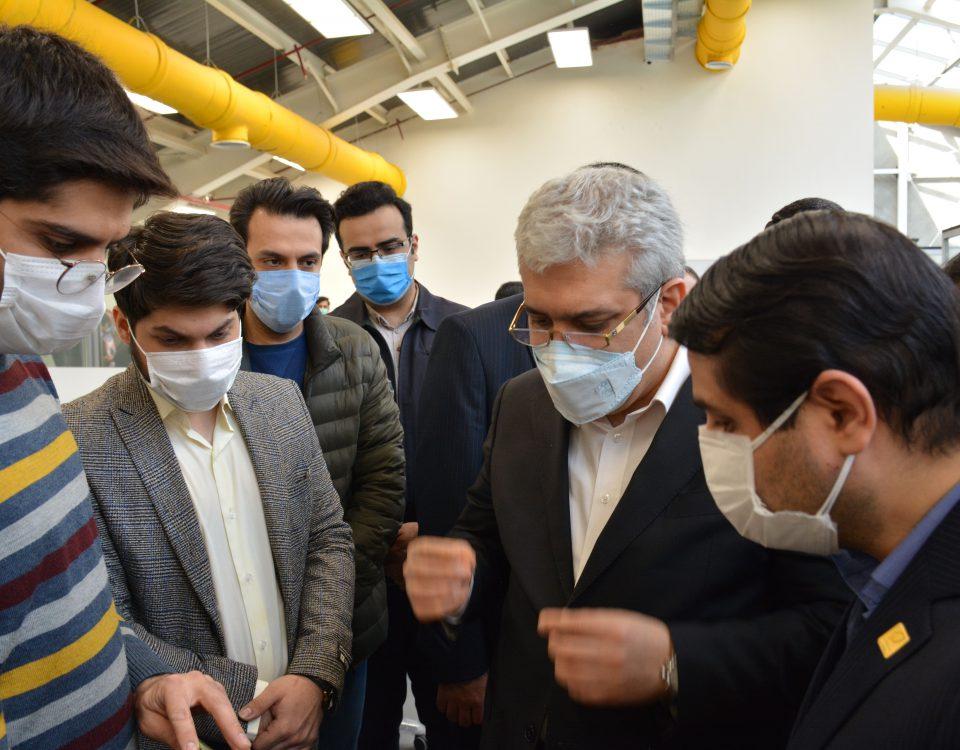 تاکید بر بهره برداری سریع کارخانه نوآوری توسط بخش خصوصی
