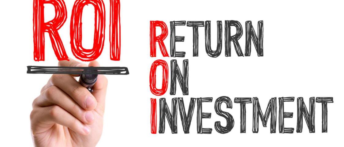 نرخ بازگشت سرمایه (ROI)