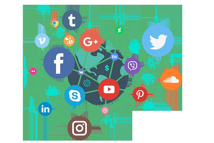 شبکه های اجتماعی استارتاپ ها